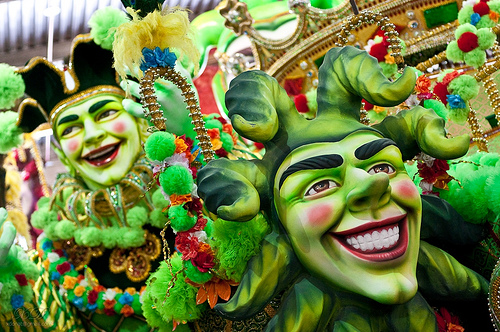 It's Carnival in Brazil, it's Show time ! by Xavier Donat, on Flickr