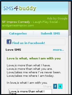 SMS4buddy