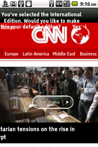 Bolt 3.0 Android CNN