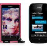 Nokia Lumia 800 710