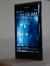 Nokia N9 Lockscreen