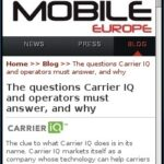 Mobile Europe