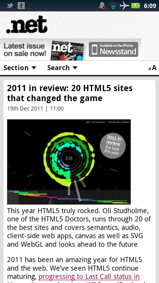 Net Magazine.com
