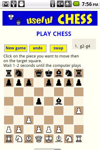 useful Chess