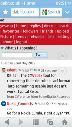 Wap Review » Blog Archive » UC Browser 8 4 For Symbian Gets