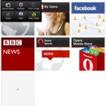 Opera Mini on the iPad