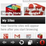 Opera Mini 7.1 With Virtual Keyboard