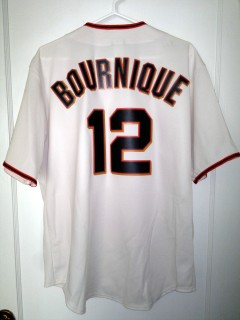 Souvenir SF Giants Jersey