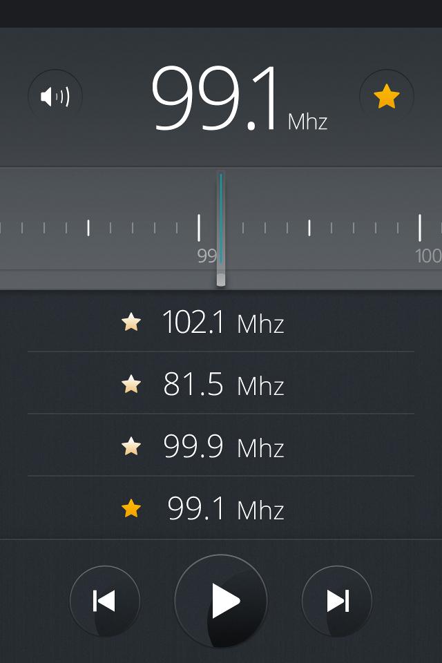 Firefox OS FM Radio