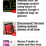 Phandroid Homepage
