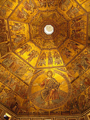Baptistry Dome, Firenze