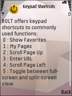 Bolt 2.0 - Help