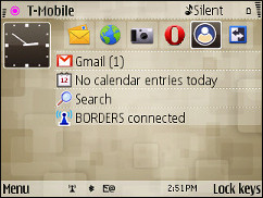 Borders - Connected