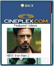 Cimeplex.com Mobile