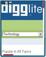 Digg Lite