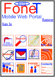 Fonet Mobile Portal