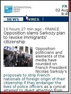 France 24 Mobile