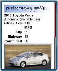 FuelEconomy.gov Mobile Edition