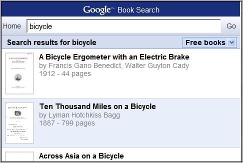 Google Mobile Book Search