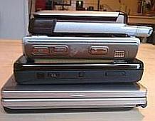 i776, N95-3, N900, Zaurus
