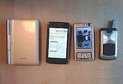 Zaurus, N900, N95-2, i776