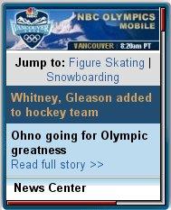 NBC Olympics      Mobile
