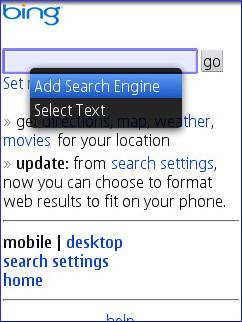 Opera Mini 5 Non-Touch Add Seach 1