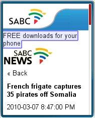 SABC Mobile