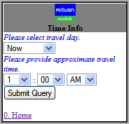 Confusing Day and Time Fields