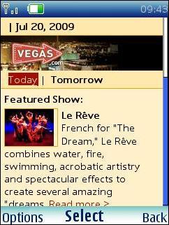 Vegas Concierge Mobile