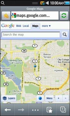 Dolfin - Google Maps