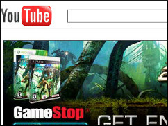 Symbian V7.2 Browser - YouTube - Zoomed In