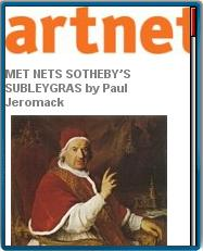 Artnet Magazine Mobile