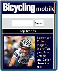 Bicycling.com Mobile