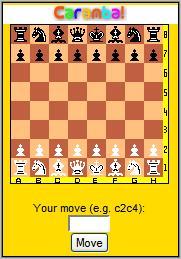 Caramba Chess