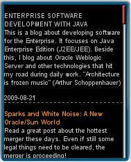eisele.net - Java Development Blog