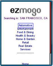 ezmogo mobile web coupons
