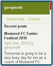gerrymoth.co.uk