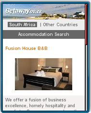 Getaway Hotel Search
