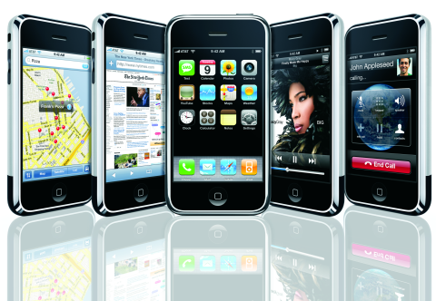 iPhone Images - Courtesy of Apple