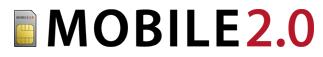 Mobile 2.0 Logo