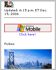 Forbes on MSNBC Image