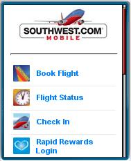 Southwest Airlines Mobile