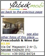 Yubuk - Italian restaurant search