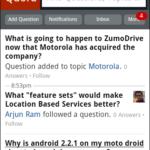 Quora Mobile
