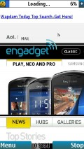 Engadget With Ad
