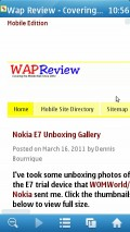 UC Browser 7.6 (Symbian) - WapReview