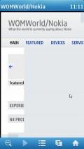 UC Browser 7.6 (Symbian) -WOMWorld/Nokia (Zoom Mode)