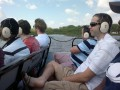 The Nokia CTIA Blogger's Airboat Tour of Boggy Creek