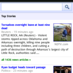 Google News for Opera Mini